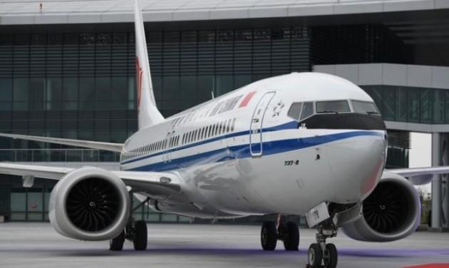 Újabb hiba a Boeing 737-es MAX-nál