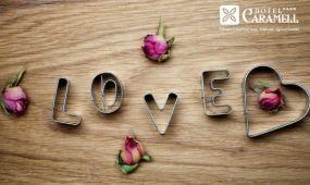 Édes Valentin nap a hotel Caramellben****