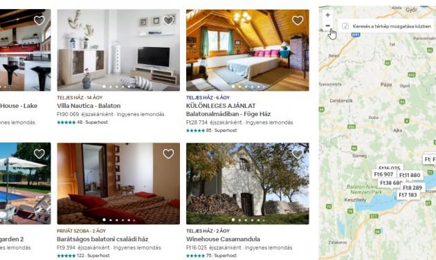 Odacsapott az airbnb-nek az Európai Bizottság