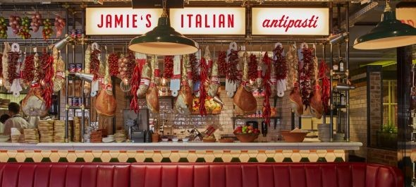 Megnyílt Jamie Oliver budapesti étterme