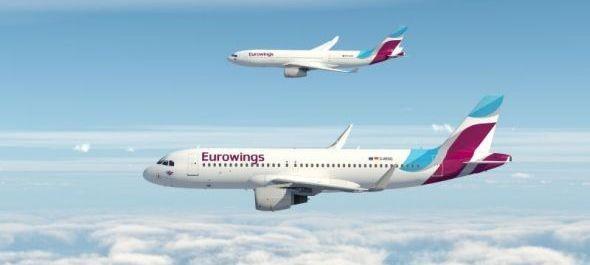 Új Eurowings koncepció a Lufthansánál