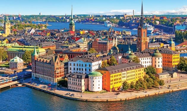 A norvégok is rajonganak Svédországért