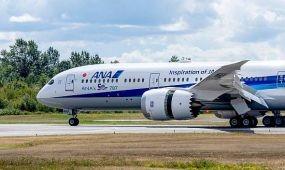 Átvette ötvenedik Dreamlinerét az ANA