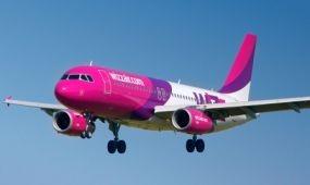 Húszmilliomodik utasát ünnepelte a Wizz Air Romániában