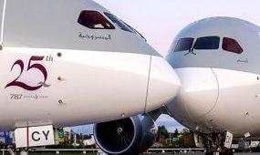 Kétszámjegyű növekedés a közel-keleti légitársaságoknál