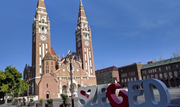 Népszerű lesz Szeged a hosszú hétvégén