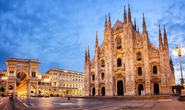 Éjszakai kijárási tilalom Lombardiában és Campaniában