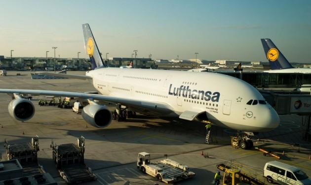 Egymilliárd eurót szerzett kötvénykibocsátással a Lufthansa