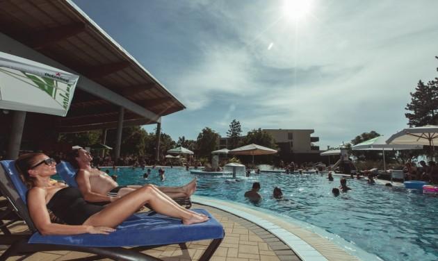 Megújulva nyit a siófoki Hotel Azúr szállodakomplexum pünkösdkor