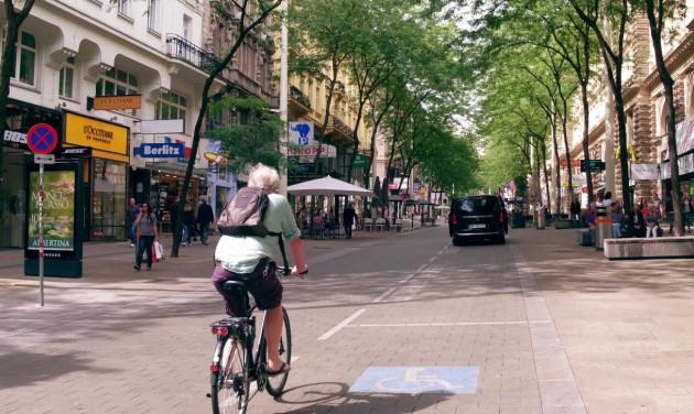 Bécs jutalmazza a környezettudatos közlekedést