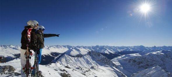 Davos már készül a téli szezonra