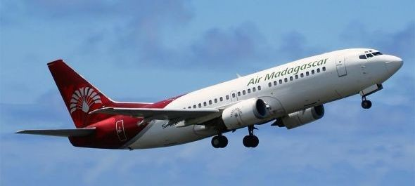 Megújult az Air Madagascar honlapja