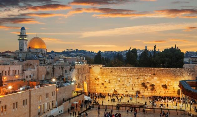 Két év alatt megduplázódott a magyar turisták száma Izraelben