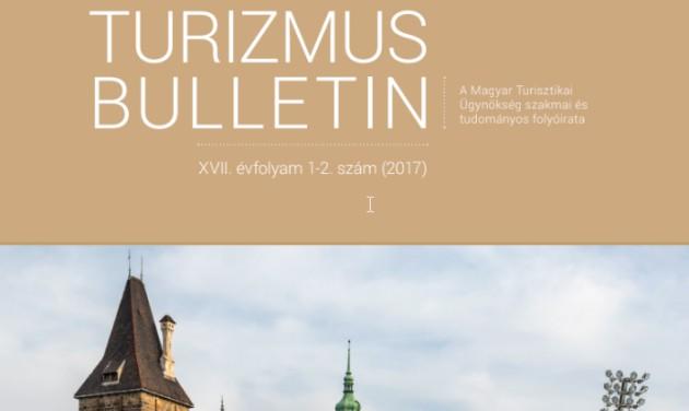 Újra olvasható, forgatható a Turizmus Bulletin