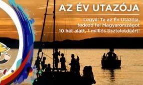 Továbbra is keresi Az év utazóját a Travelo és a Magyar Turizmus Zrt.