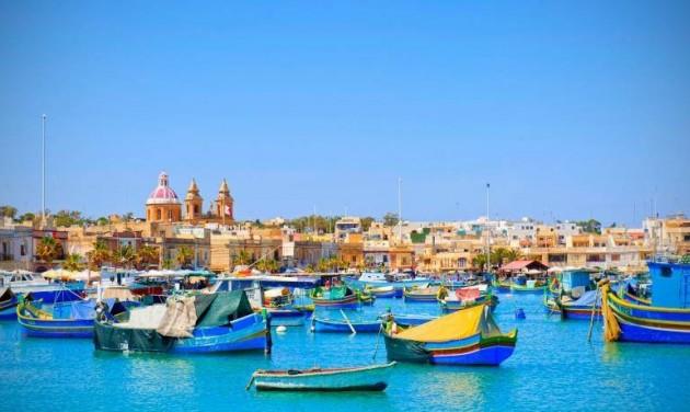 Málta egyre népszerűbb a magyarok körében