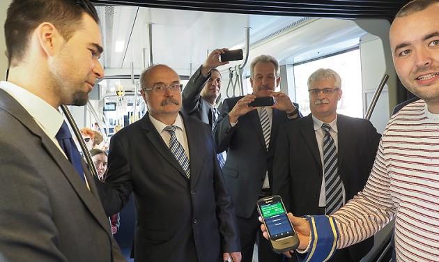 Debrecen: e-jegy a tömegközlekedésben