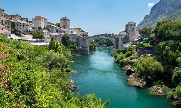 Bosznia-Hercegovina, a hegyek és minaretek országa