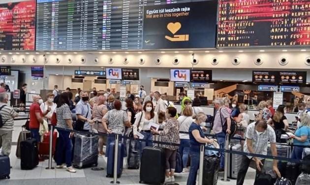 Elindult az ETI első charterjárata Sharm el Sheikh felé