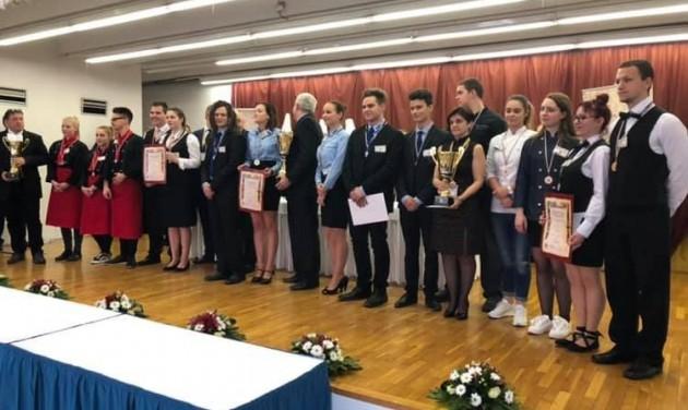 Veszprémi fiatalok nyerték a Schnitta versenyt
