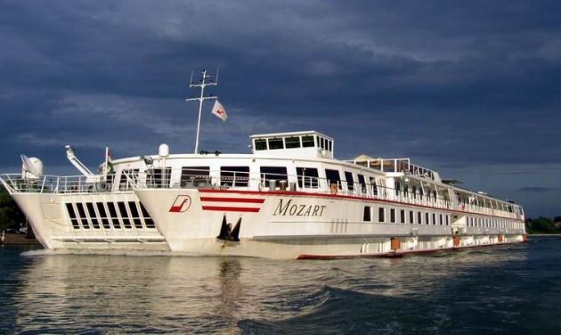 A folyami szállodahajózás legnépszerűbb célpontja Budapest
