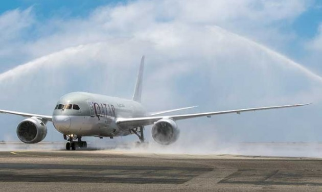 Qatar Airways to bring Boeing 787 Dreamliner to Budapest