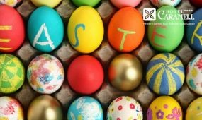 Húsvét a Hotel Caramellben