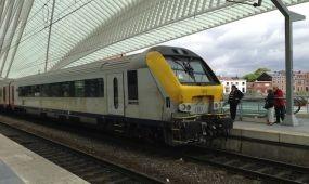 A pihenőidő csökkentése miatt sztrájkolnak a belga vasutasok
