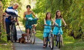 Április 1-jétől újraindul a Bakony & Balaton kerékpárkölcsönző hálózat