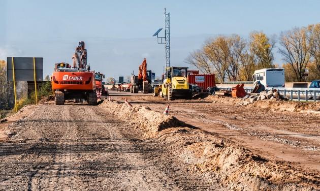 Az EU segíti az erdélyi autópálya-fejlesztést