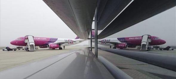 Három új járattal nyitotta meg a Wizz Air debreceni bázisát