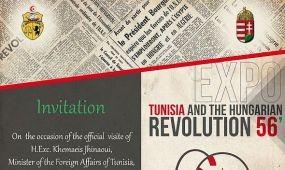 Tunézia és az 56-os magyar forradalom