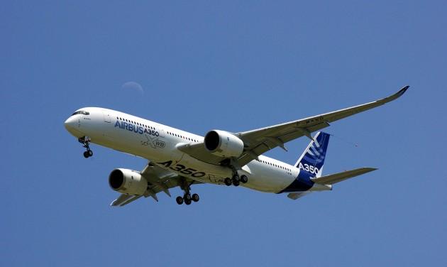 Megérkezett a 350. Airbus A350-es gép az Air France flottájába