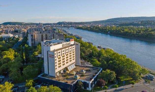 A Heliát nyitja újra elsőként budapesti szállodái közül a Danubius