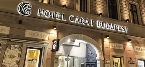 Éjszakás recepciós + szobalány/fiú, Budapest - Carat Hotel
