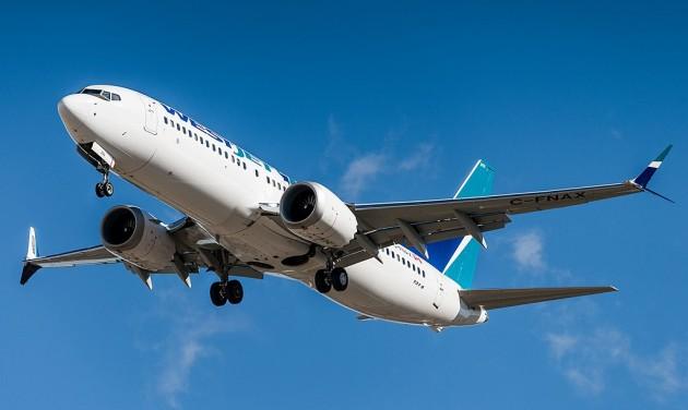 Több országban is földön a Boeing 737 MAX-ek