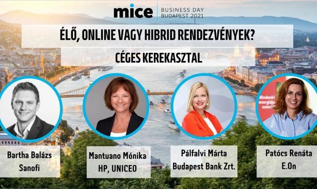 MICE Business Day: Időpontja van!
