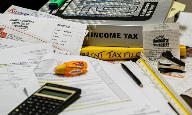 Friss adózási információk