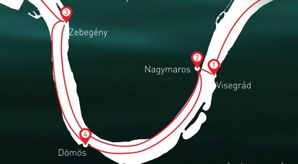 Két új hajójárat indul a Dunakanyarban 500 forintos jegyárral