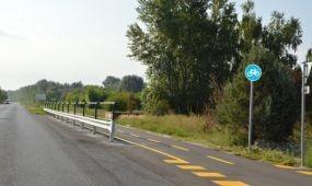 Kerékpárutat avattak Kiskőrös és Akasztó között