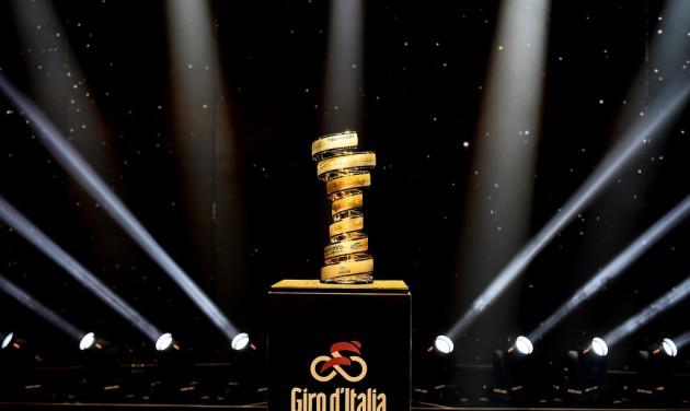 Ötvenezer külföldi vendéget hozhat a Giro d'Italia