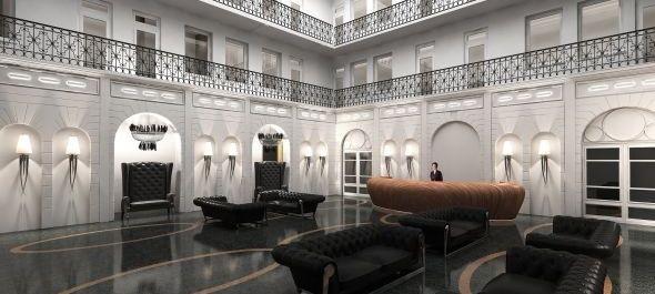 Jövő tavasszal nyit a Prestige Hotel Budapest