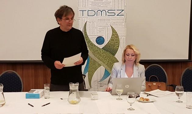 TDM közgyűlés: fókuszban a képzés és a jövőkép