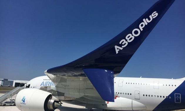 Nagyobb A380 és B737