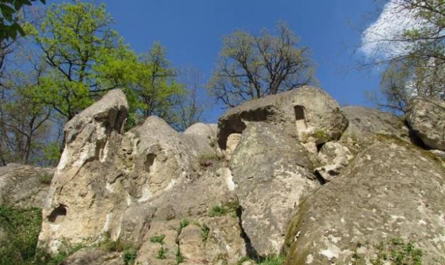 Mitikus kövek a Kaptárkő-napon
