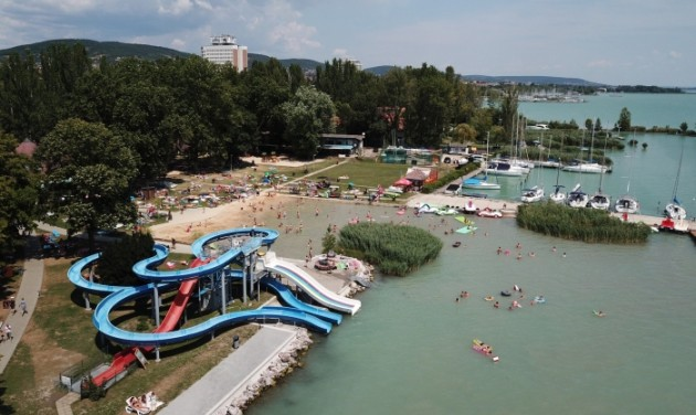 Kétmilliárdos árbevétel a Balatontourist kempingjeiben