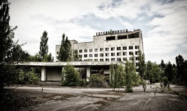 Csernobil népszerű turisztikai attrakció lett