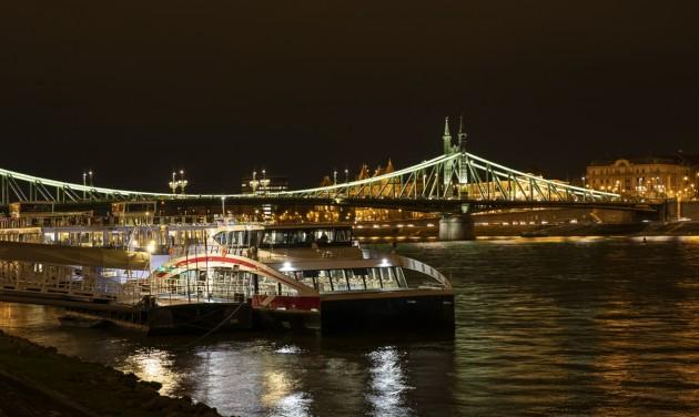 Twin City Liner: először Budapesten a bécsi gyorskatamarán