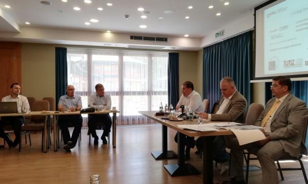Tisztújító közgyűlést tartott a VIMOSZ