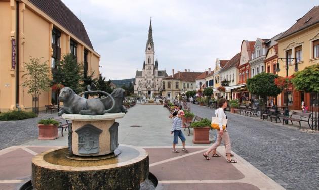 Lépésváltás előtt Kőszeg turizmusa
